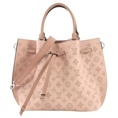 Louis Vuitton Girolata Handbag Mahina Leather