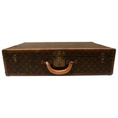 Louis Vuitton Vintage Monogram Hard Suitcase