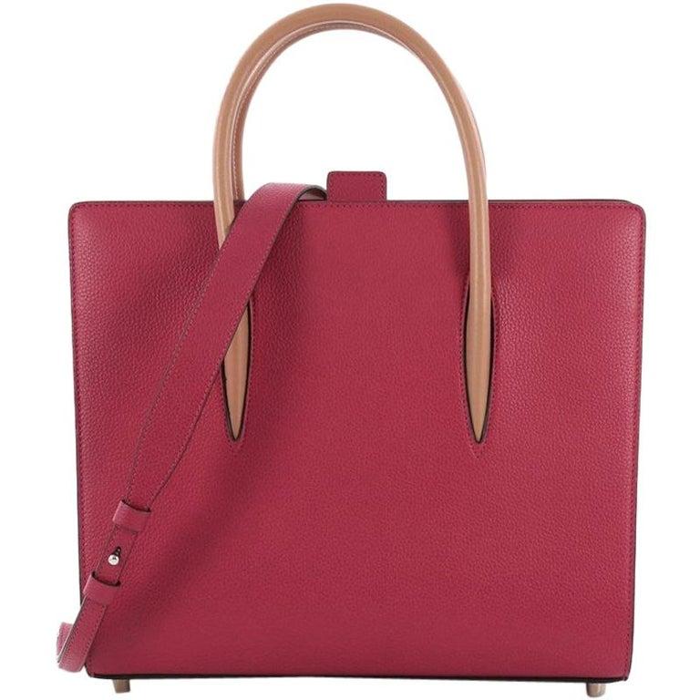 fa1662adf0d Christian Louboutin Paloma Tote Leather Medium