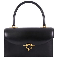 Hermes Sac Cordeliere Shoulder Bag Box Calf