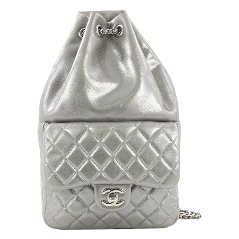 90c446357e57 Chanel Backpack In Seoul Lambskin Small at 1stdibs