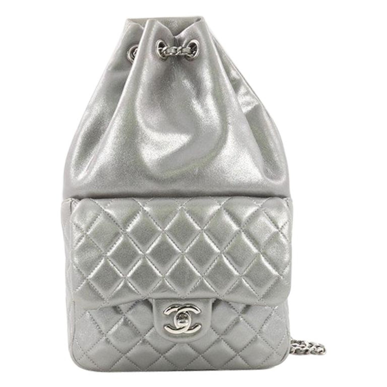 e2f53cbc0b1bbc Chanel Backpack In Seoul Lambskin Small at 1stdibs