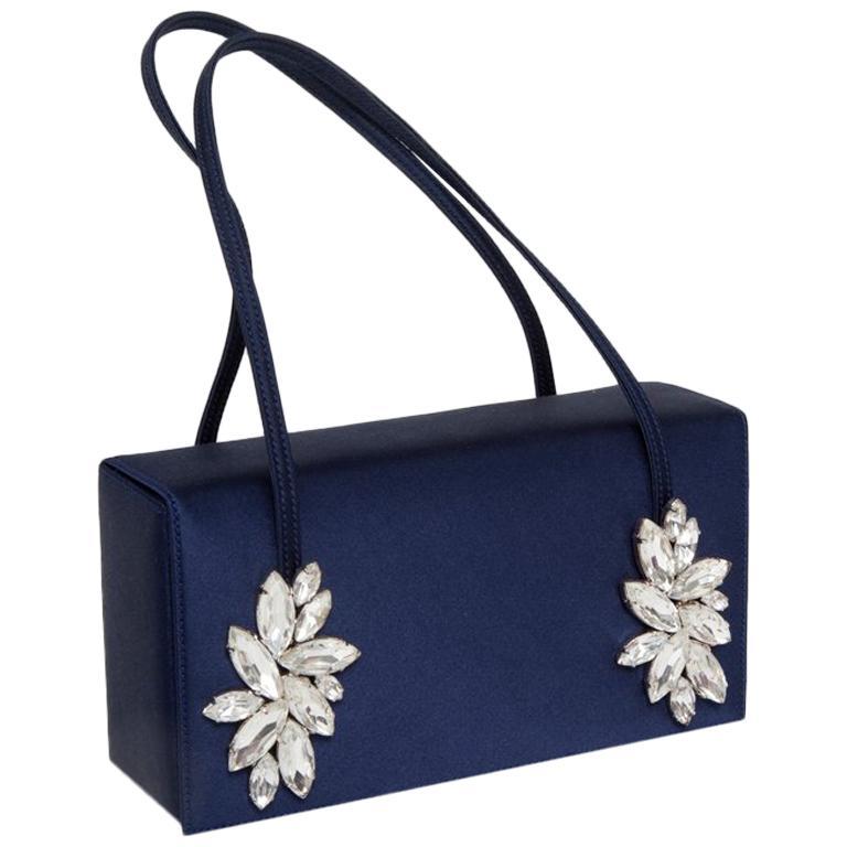 Custom Made Renaud Pellegrino Evening Handle Bag