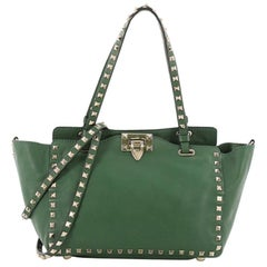 Valentino Rockstud Tote Soft Leather