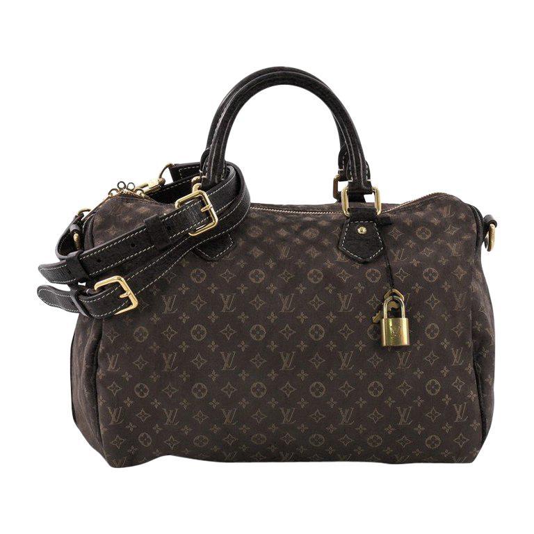 cecd33f39c49 Louis Vuitton Speedy Bandouliere Bag Monogram Idylle 30 For Sale at ...