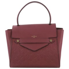 Louis Vuitton Trocadero Handbag Monogram Empreinte Leather