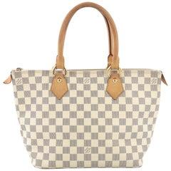 Louis Vuitton Saleya Handbag Damier PM