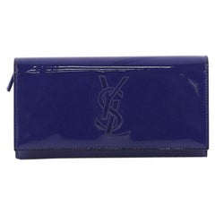Saint Laurent Belle de Jour Wallet Patent