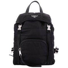 Prada Bomber Backpack Tessuto Small