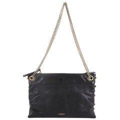 Lanvin Sugar Shoulder Bag Quilted Leather Small