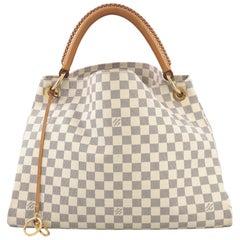 Louis Vuitton Artsy Handbag Damier MM