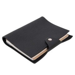 Hermes Ulysse Notebook Cover with Arpege Refill