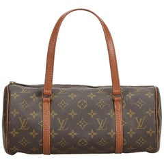 Louis Vuitton Brown Monogram Canvas Canvas Monogram Papillon 30 France