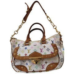 Louis Vuitton Rita White LV multi shoulder bag