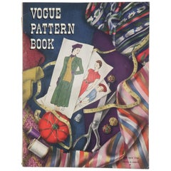 1938 Vogue Pattern Book