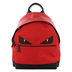Red Backpacks