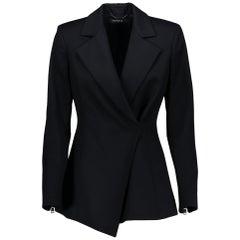 Versace Black Blazer - Size 38