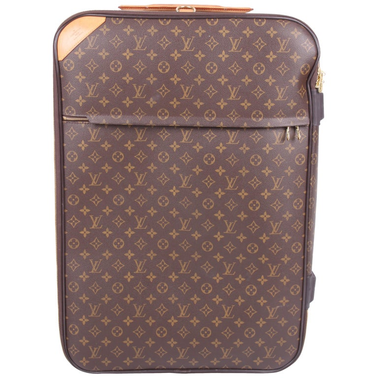 d4c948049701 ... Eclipse Split Keepall 50 Bandouliere. HomeFashionHandbags and  PursesLuggage and Travel Bags. Louis Vuitton Pegase 70 Monogram Suitcase -  brown For Sale