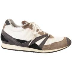 Balenciaga White Sneakers - Size 39