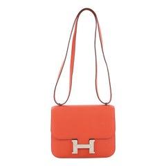 Hermes Constance Handbag Epsom 18