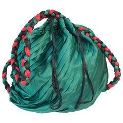Bottega Veneta Satin Shoulder Bag