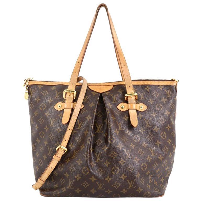 d3daa09d4d29 Louis Vuitton Palermo Handbag Monogram Canvas GM For Sale at 1stdibs