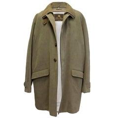 Loro Piana Silk Blend Single Breasted jacket