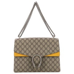 a055889f9e8 Gucci Dionysus Handbag GG Coated Canvas Medium