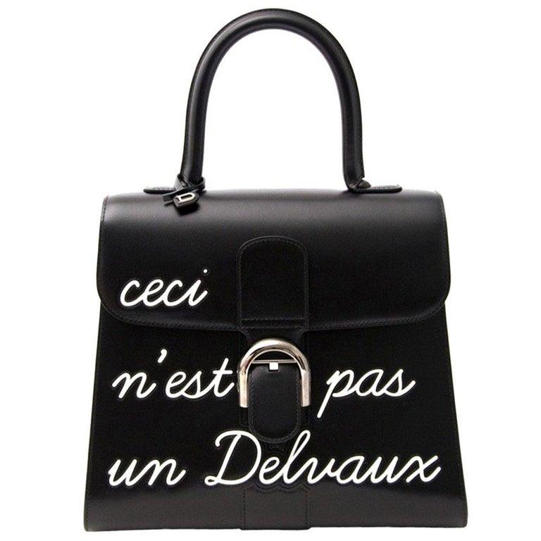 Delvaux L'Humour Brillant bag, 21st century, offered by Labellov