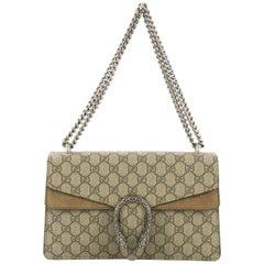 a11808ebb3da Gucci Dionysus Handbag GG Coated Canvas Small