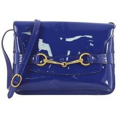 Gucci Bright Bit Shoulder Bag Patent