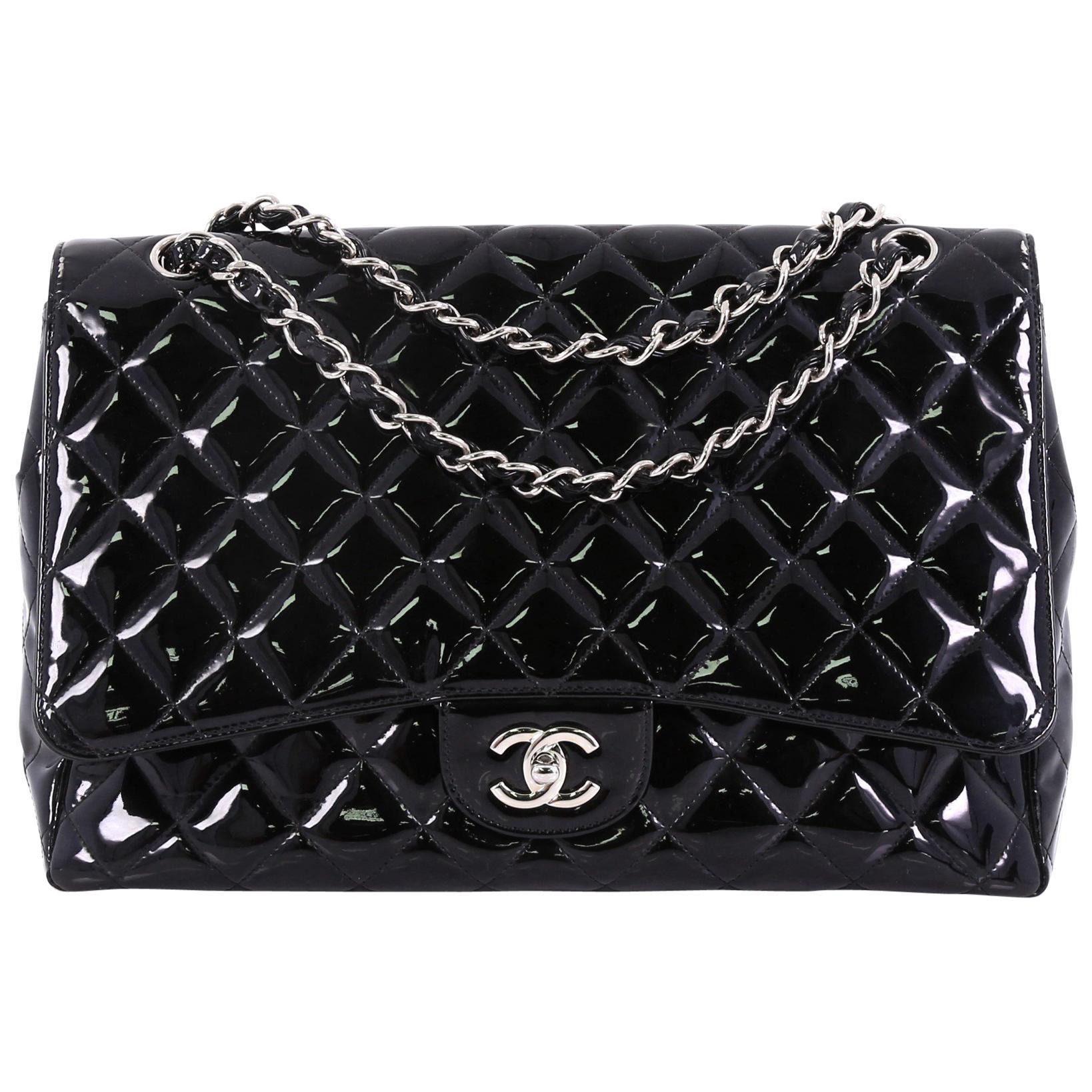 5043ae6b8b16 Black Leather Purses - 9559 For Sale on 1stdibs
