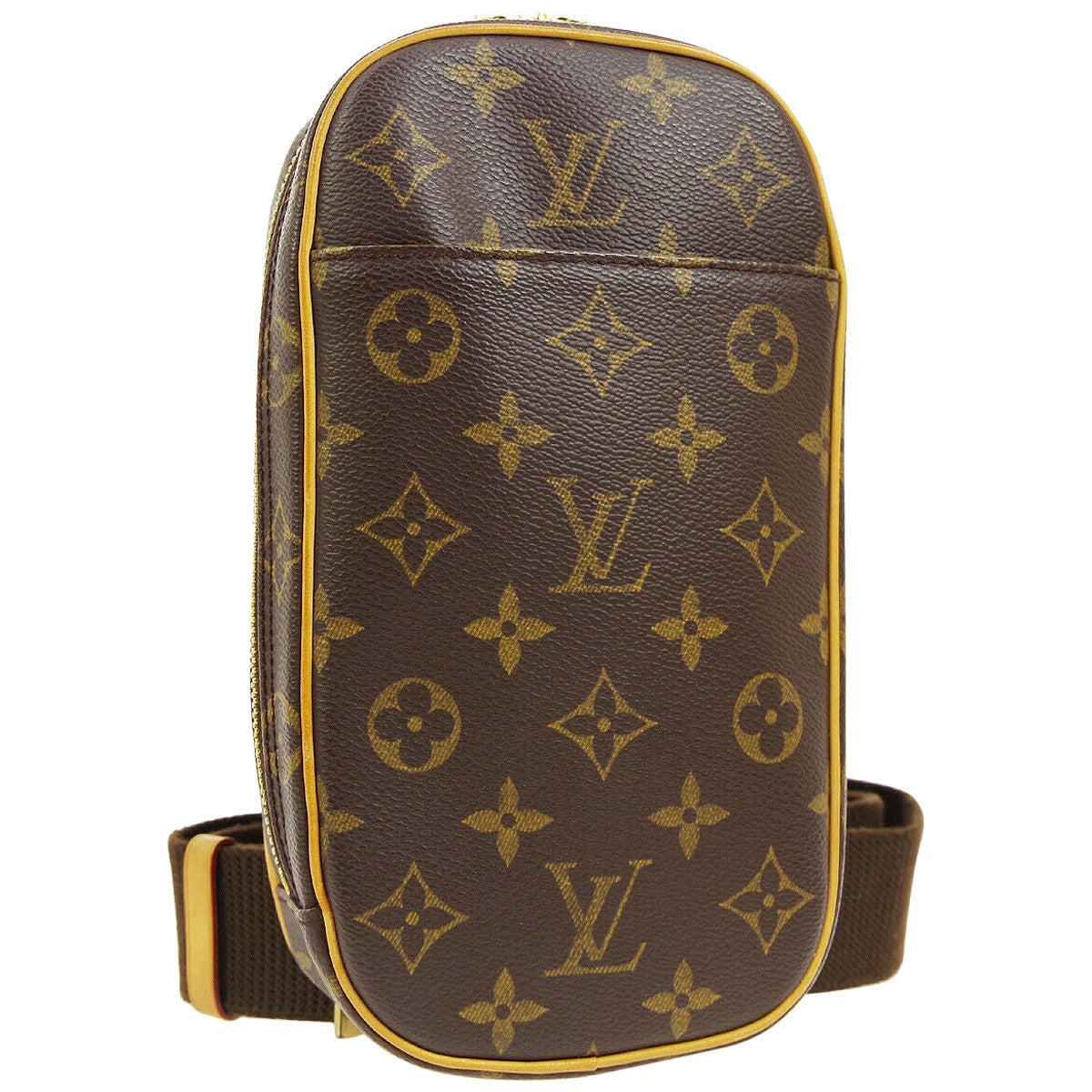 Louis Vuitton Monogram Men's Women's Crossbody Shoulder Fanny Waist Belt Bag