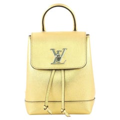 Louis Vuitton Lockme Backpack Leather Mini