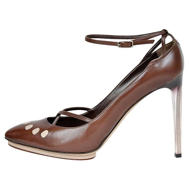 for Yves Saint Laurent platform shoes