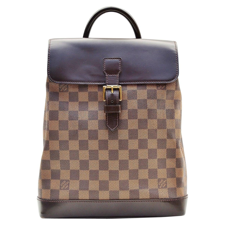 Louis Vuitton Damier Soho Backpack