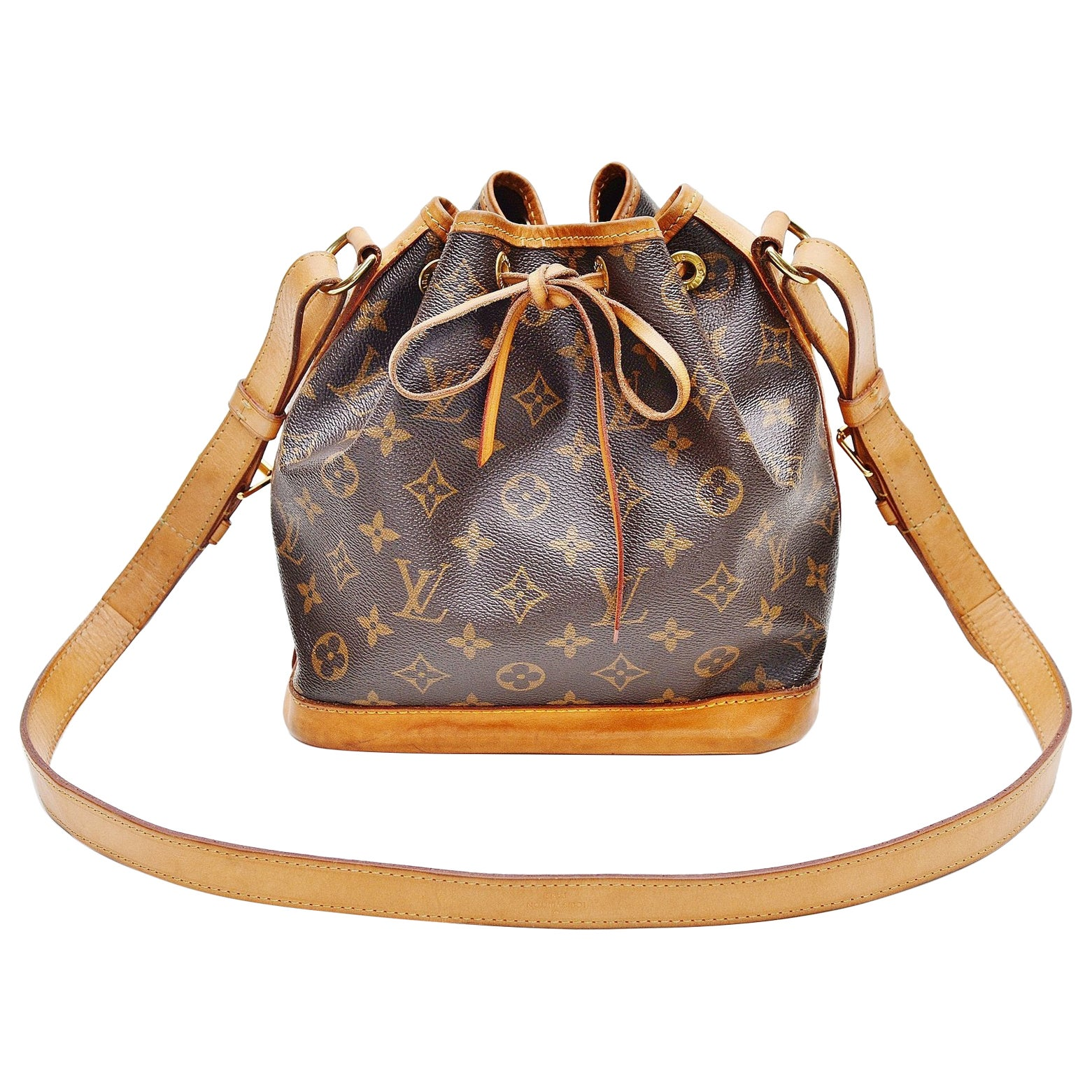 Louis Vuitton Monogram Noe BB Bag