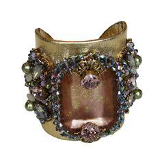 Erickson Beamon Xanadu Cuff Bracelet