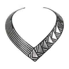 Roxanne Assoulin Deco Style Collar
