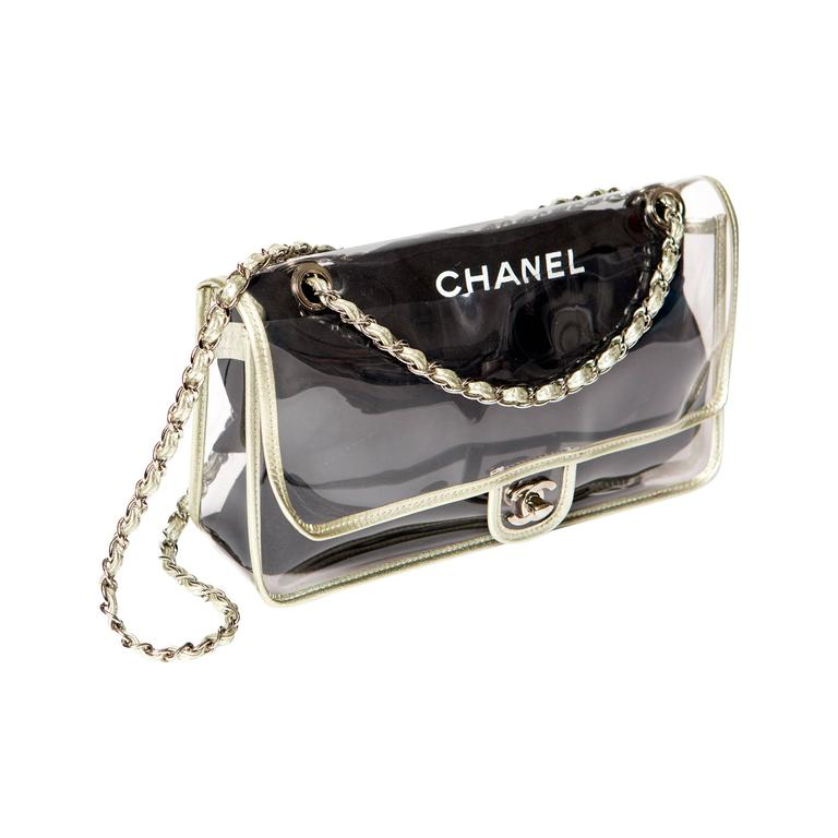 Rare and Collector 2.55 Chanel Jelly Bag Limited Edition 1