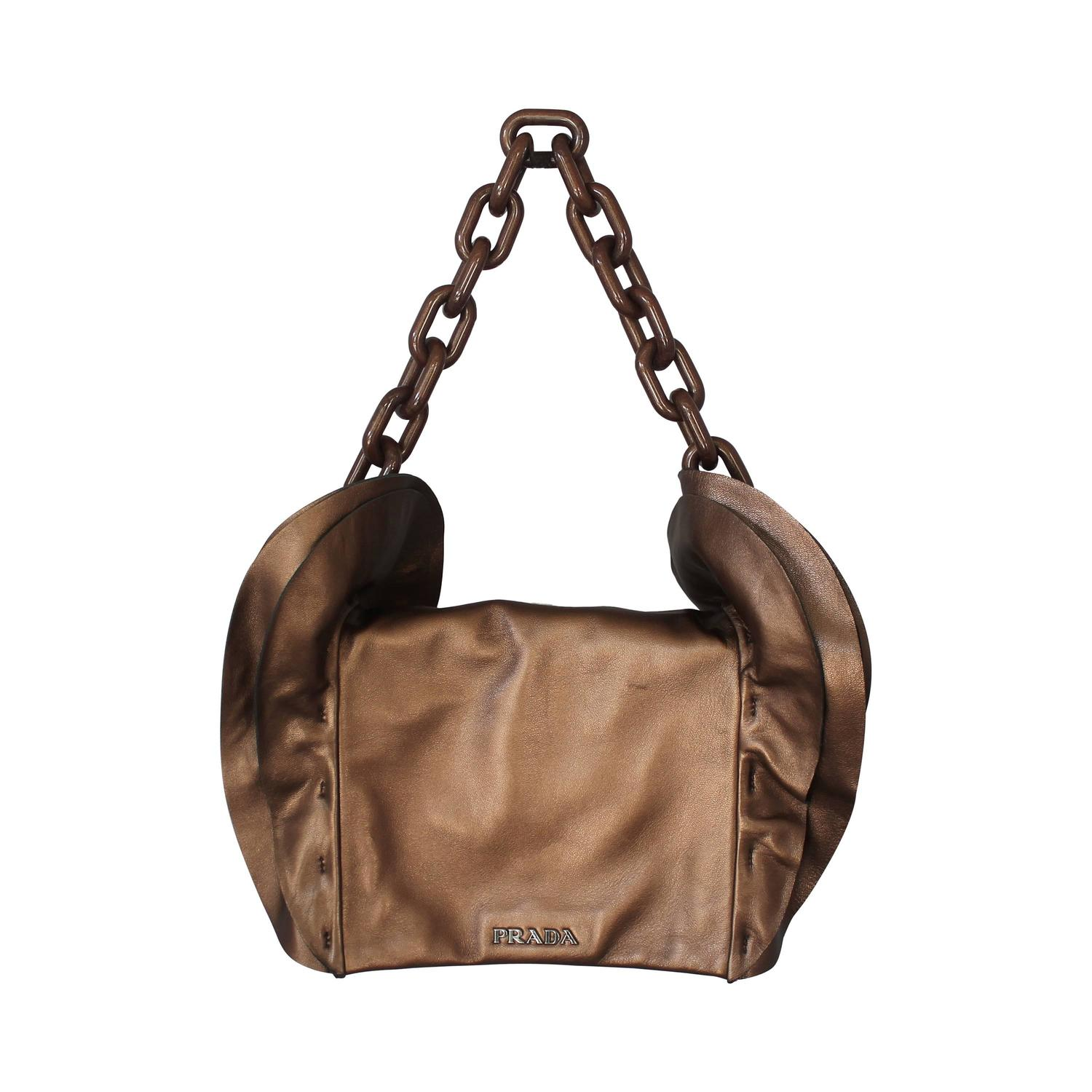 Vintage Prada Top Handle Bags - 26 For Sale at 1stdibs