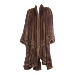 Revillon Mink Coat Circa 1990's
