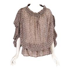 Vivienne Westwood Anglomania Silk Blouse, Never Worn