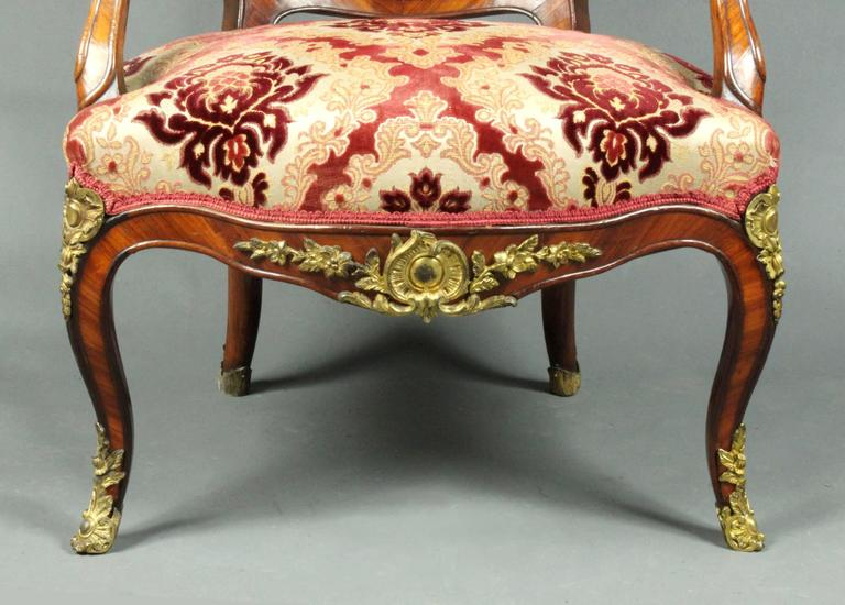 Antique Pair of Armchairs In Good Condition For Sale In Holt, Wiltshire