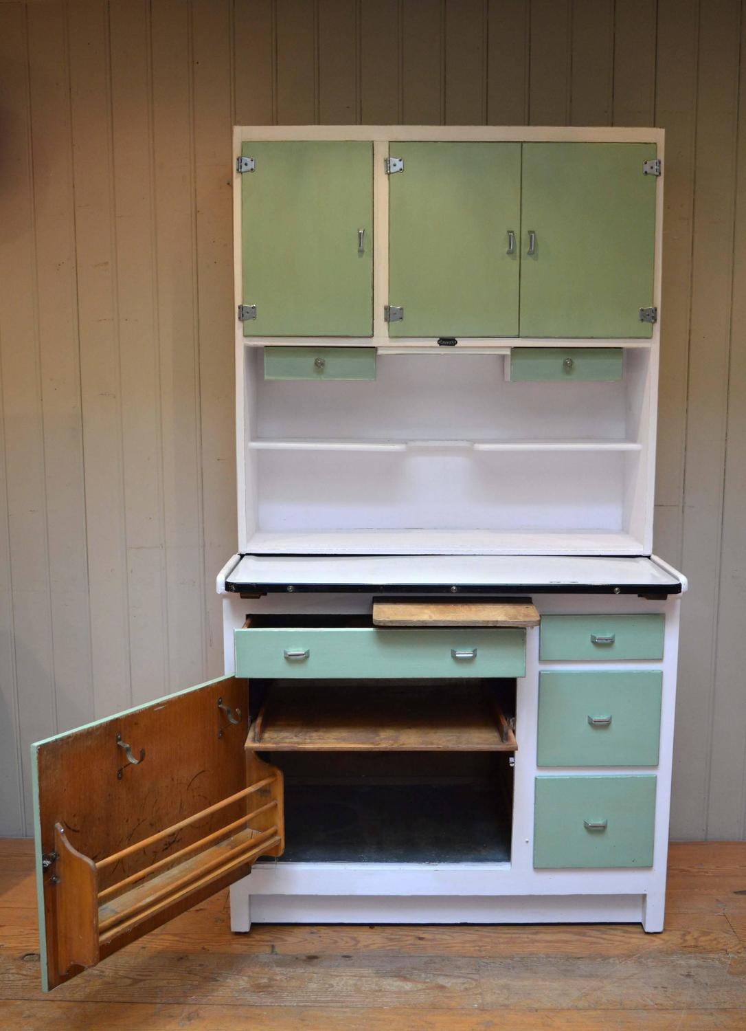 1930s easiwork kitchen cabinet at 1stdibs for 1930 s kitchen cabinets
