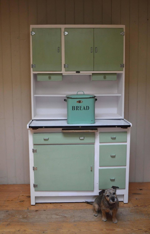 1930s Easiwork Kitchen Cabinet At 1stdibs
