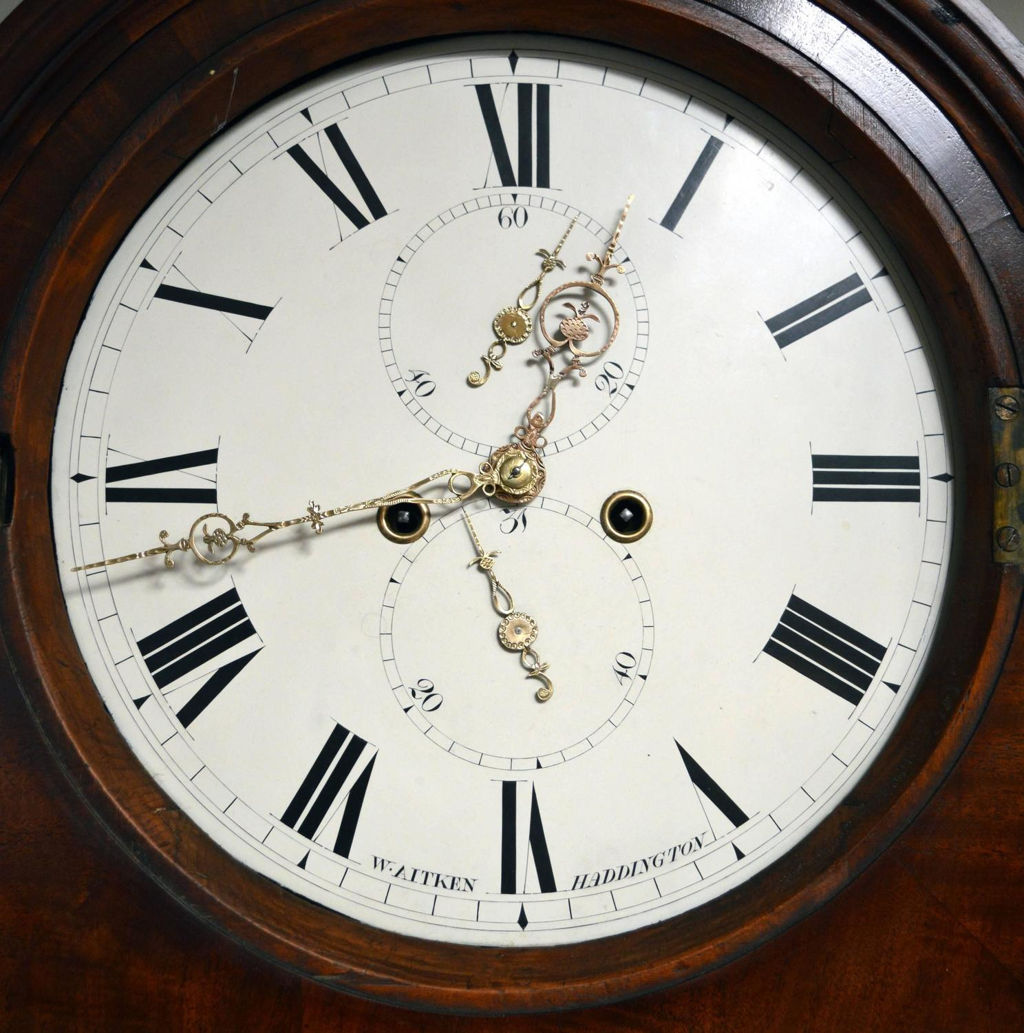 dating grandfather clocks We are a full service clock shop specializing in sales, repairs and restorations antique clocks are our hobby, love and business.