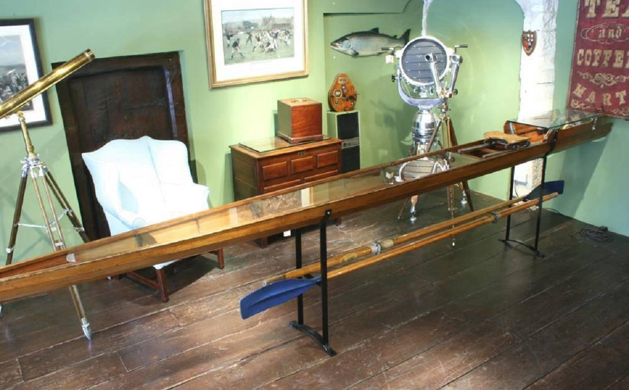 Rowing Boat, Scull For Sale at 1stdibs
