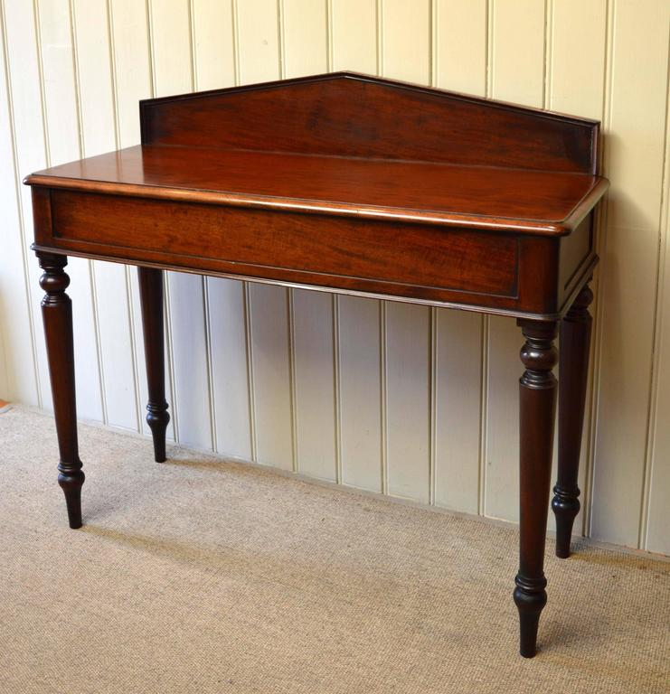 this victorian mahogany hall table is no longer available
