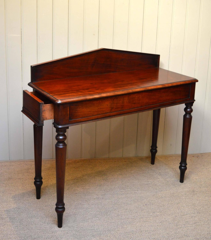 victorian mahogany hall table at 1stdibs